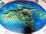 3D map of St John