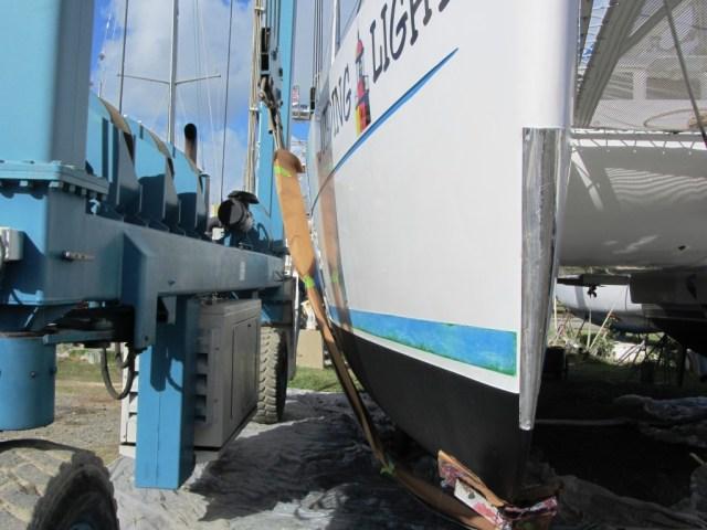 Protecting the hulls