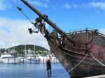Where is Capt Jack Sparrow?
