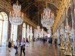 Château de Versailles hall of mirrors