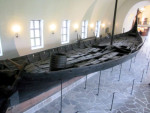 1200 year old viking ship