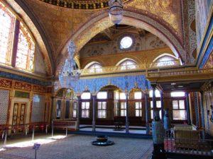 Turkey - Istanbul -Topkapi Palace - Haram