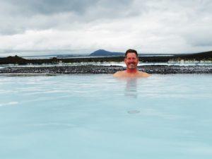 Iceland - 6 Myvatn Geo Thermal Pool - Me