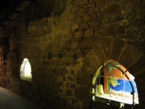 Israel - Akko - Crusader Castle - Wall