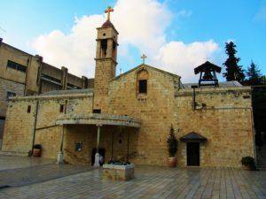 Israel - Nazareth - Greek Church