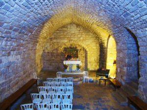 Israel - Nazareth - Synagogue Church - Jesus Pronounced His Purpose