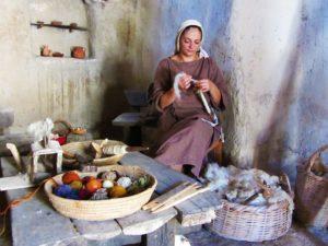 Israel - Nazareth Village - Weaver