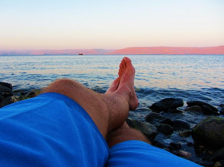 Israel - Sea Of Galilee - Relaxing