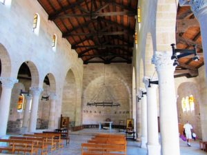 Israel - Sea of Galilee - Tabgha - Church of Loafs & Fish