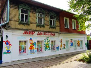 russia-suzdal-houses-cartoons