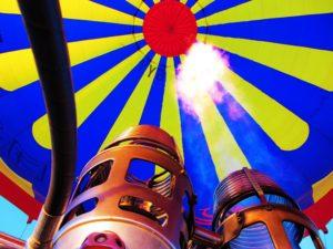 Turkey - Cappadocia - Balloon - Fire