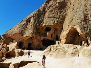 turkey-cappadocia-selime-monastery-exterior