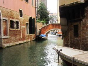 Italy Travel Guide - Venice Canal