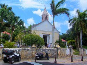 Church at St Barts