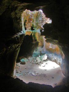 Indian Cave at Barbuda