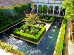 Alhambra - Garden