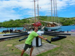 Antigua & Barbuda travel guide - Nelson's Dockyard
