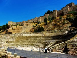 Roman Theater and Alcazaba in Malaga