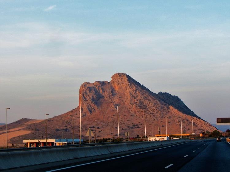 La Pena Mountain