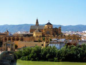 Mezquita from the bridge