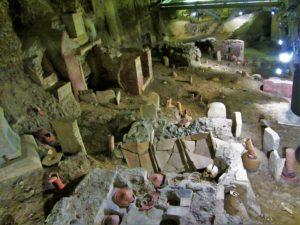 Necropolis of Vatican City 2