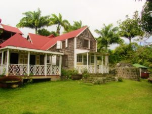 St Kitts & Nevis travel guide - Hermitage House