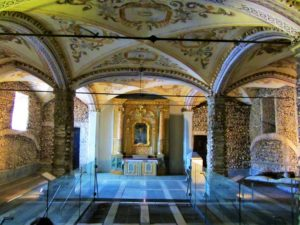 Portugal travel guide - Evora - Chapel of Bones