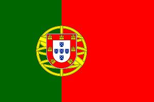Portugal travel guide flag