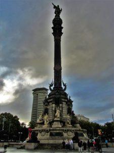 Spain - Barcelona - Columbus Monument