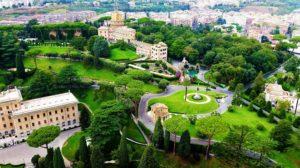 Vatican City travel guide gardens