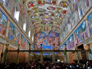 Vatican City travel guide - Sistine Chapel
