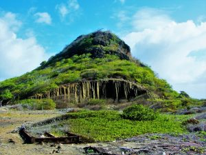 Frigate Island Hill