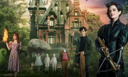 Recenzija: Miss Peregrine's Home for Peculiar Children (2016)