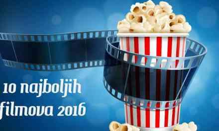10 najboljih filmova 2016