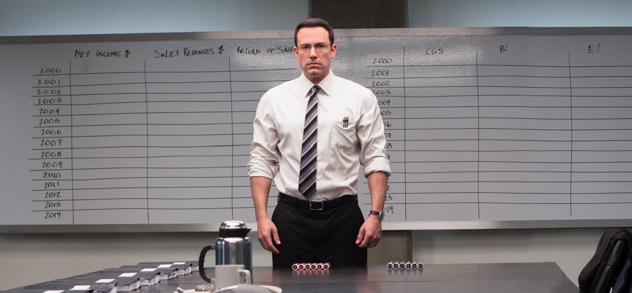 Recenzija filma: The Accountant (2016)