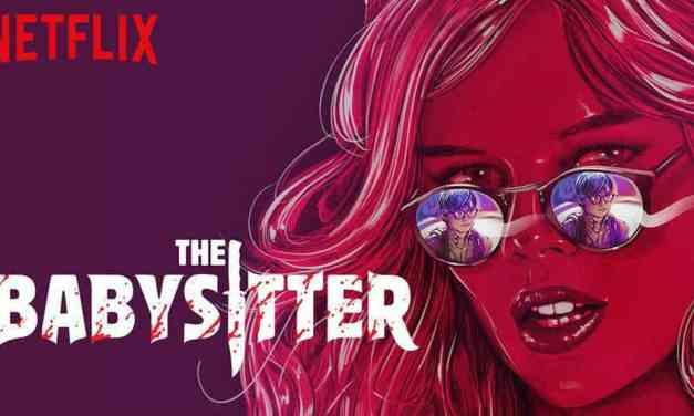 Recenzija: The Babysitter (2017)