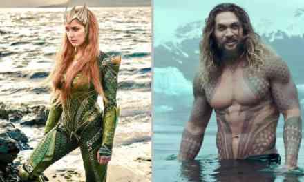 Amber Heard & Jason Momoa podijelili slike sa završetka snimanja 'Aquaman'