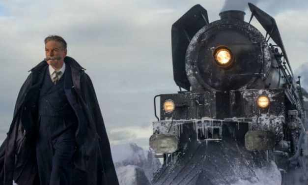 Recenzija: Murder on the Orient Express (2017)