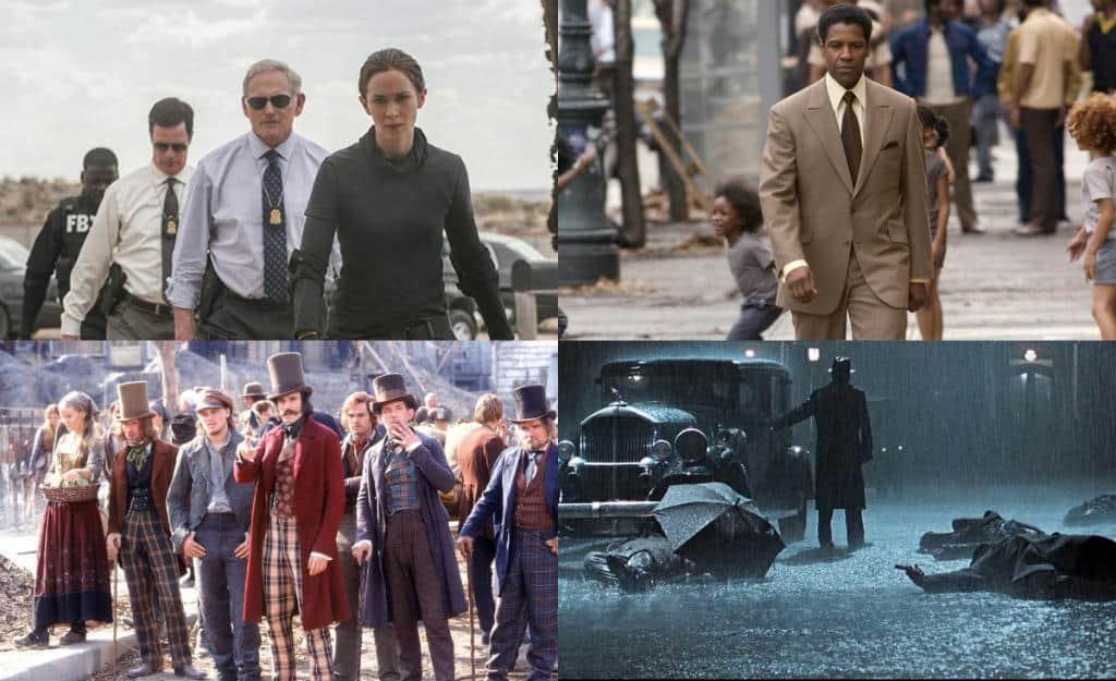 15 Najboljih Krimi Filmova – 21 stoljeće