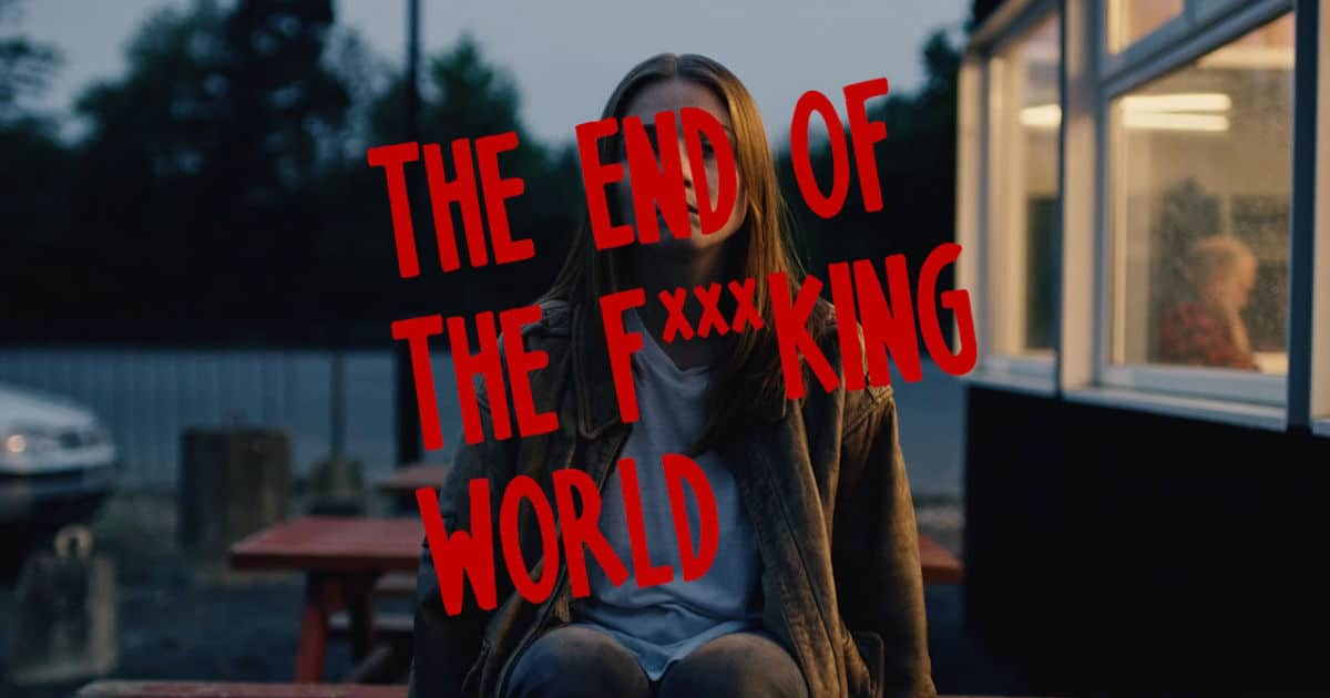Recenzija: The End Of The F***ing World (2017-)