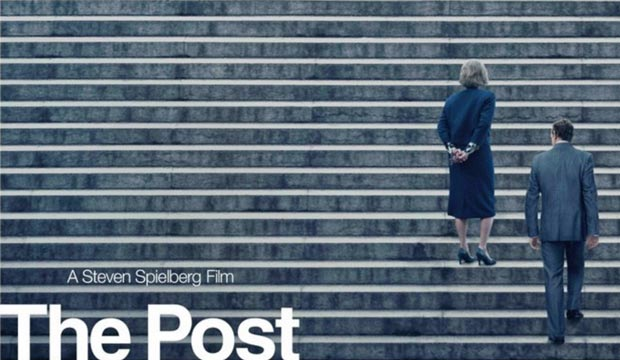 Recenzija: The Post (2017)