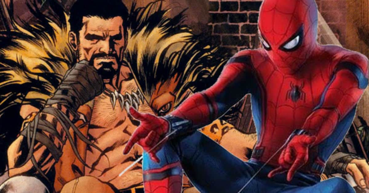 Kraven The Hunter film će uključiti Spider-Mana