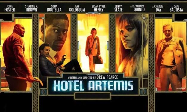 Recenzija: Hotel Artemis (2018)