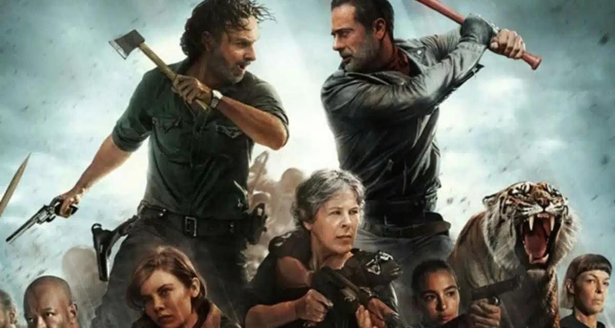 Walking Dead planira filmove i nove serije!