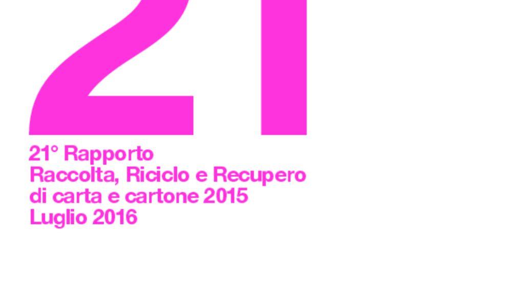 thumbnail of Comieco_2016_Raccolta_riciclo_e_recupero_di_carta_e_cartone_2015