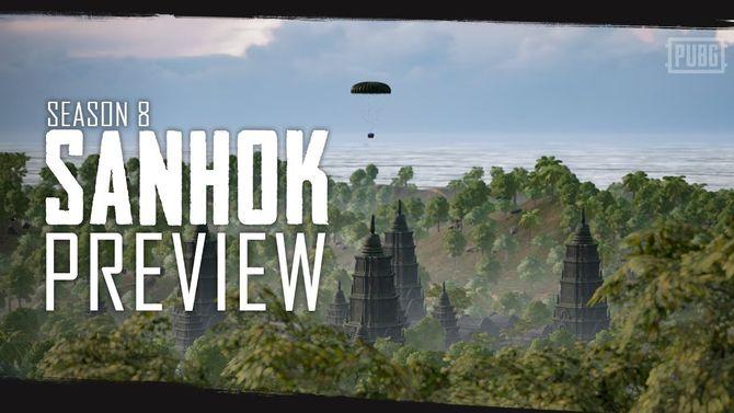 Обновленная Sanhok и новый транспорт — трейлер восьмого сезона PUBG 3