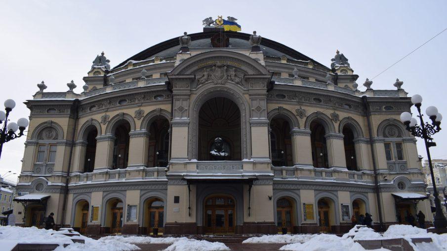 theaters in kiev