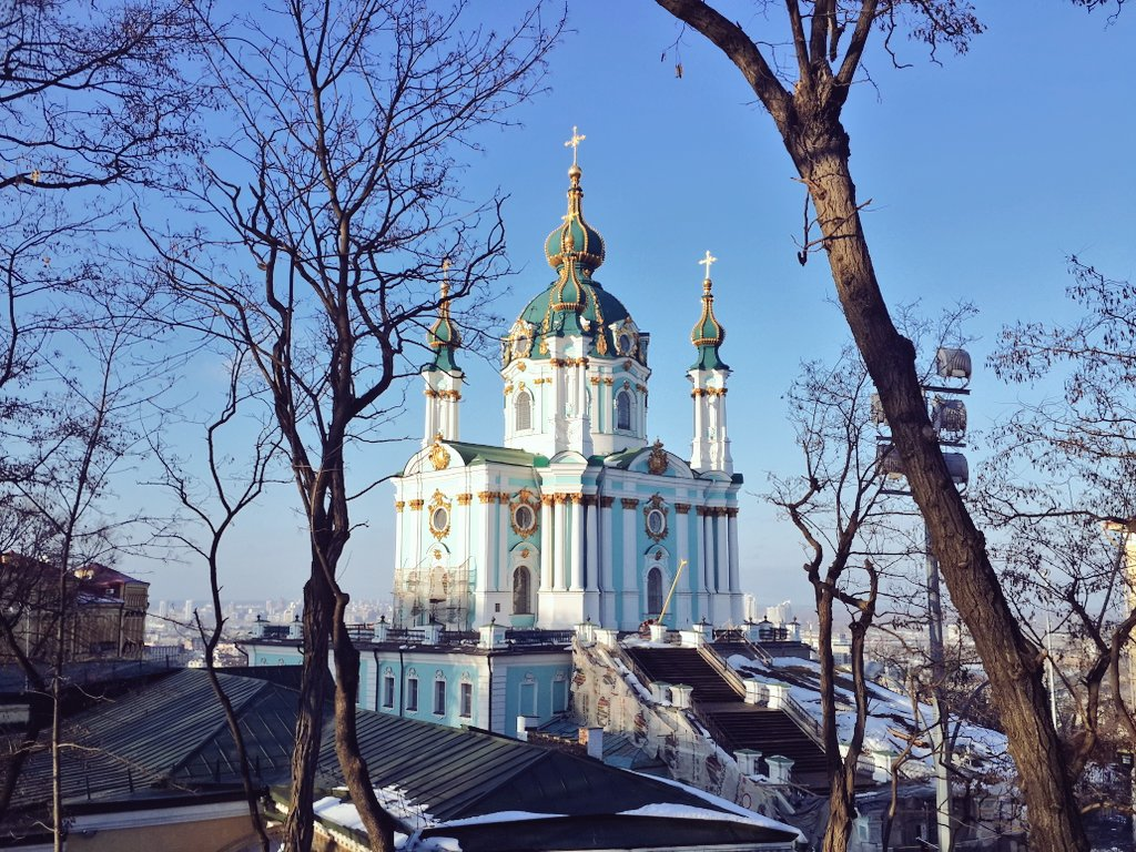 churches in kyiv