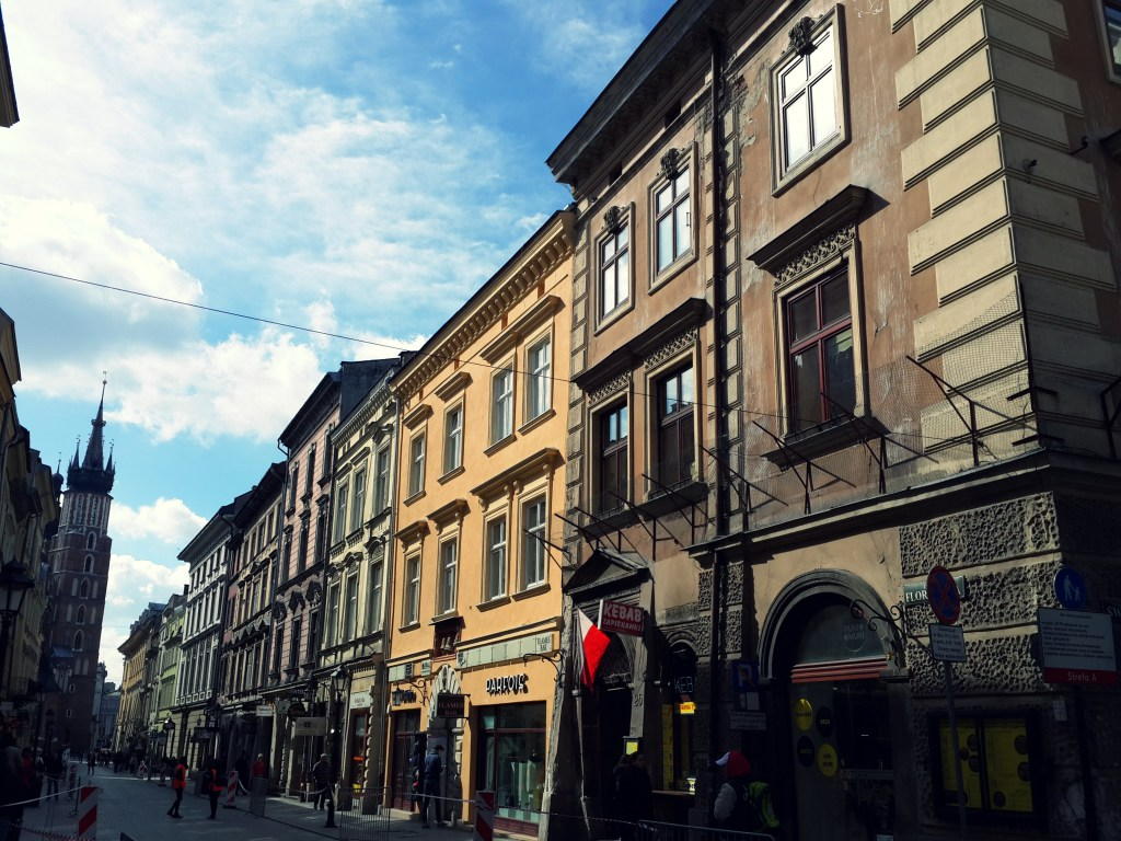 one day in Krakow