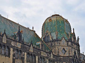 art nouveau in budapest